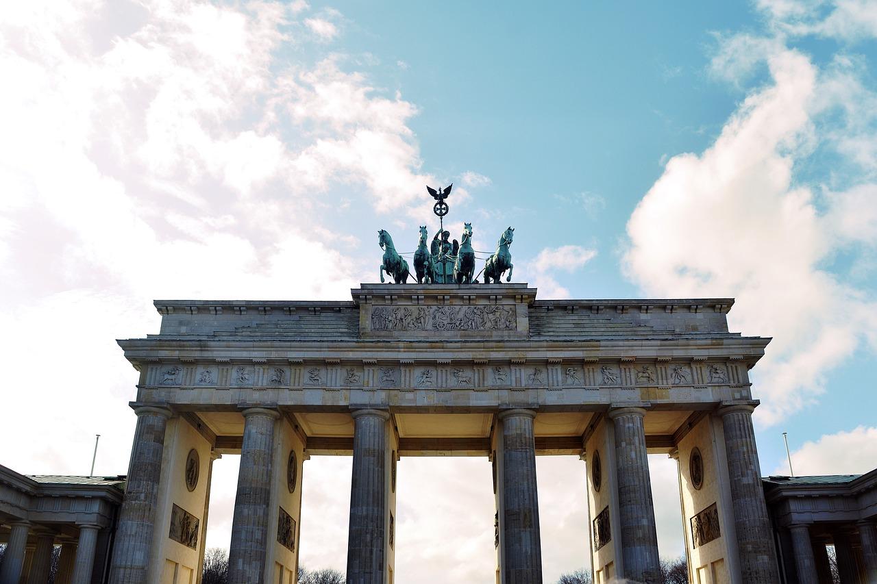 Berliner Mauer trennte Ost und West bis zum Mauerfall 1989