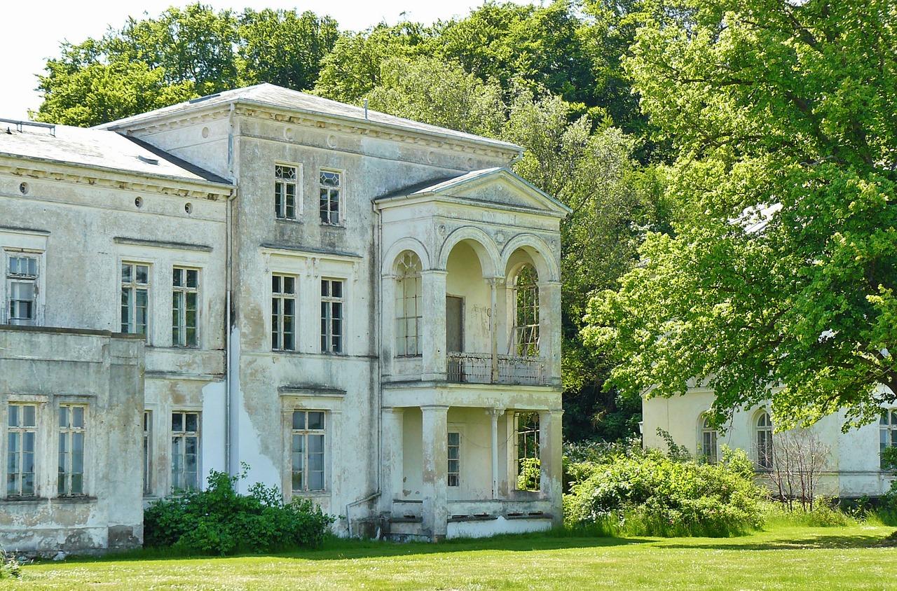 Altes Haus in Mecklenburg Vorpommern soll nach Enteignung 1945 rueckuebertragen werden.